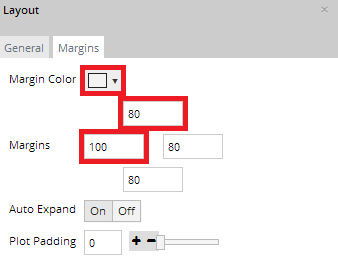 Layout popover margin options