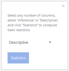 Basic Statistics Tutorial