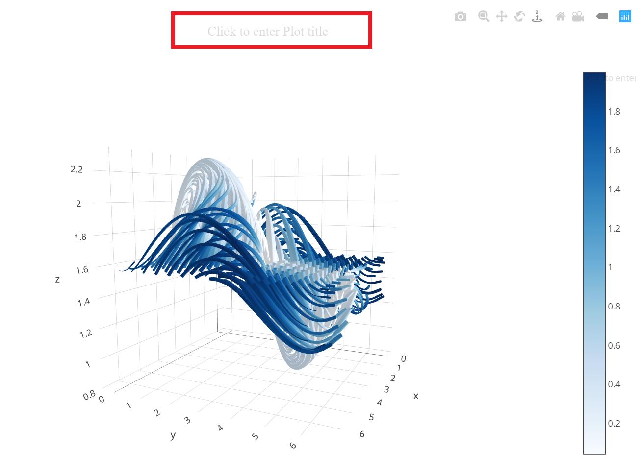 3D Streamtube Plots