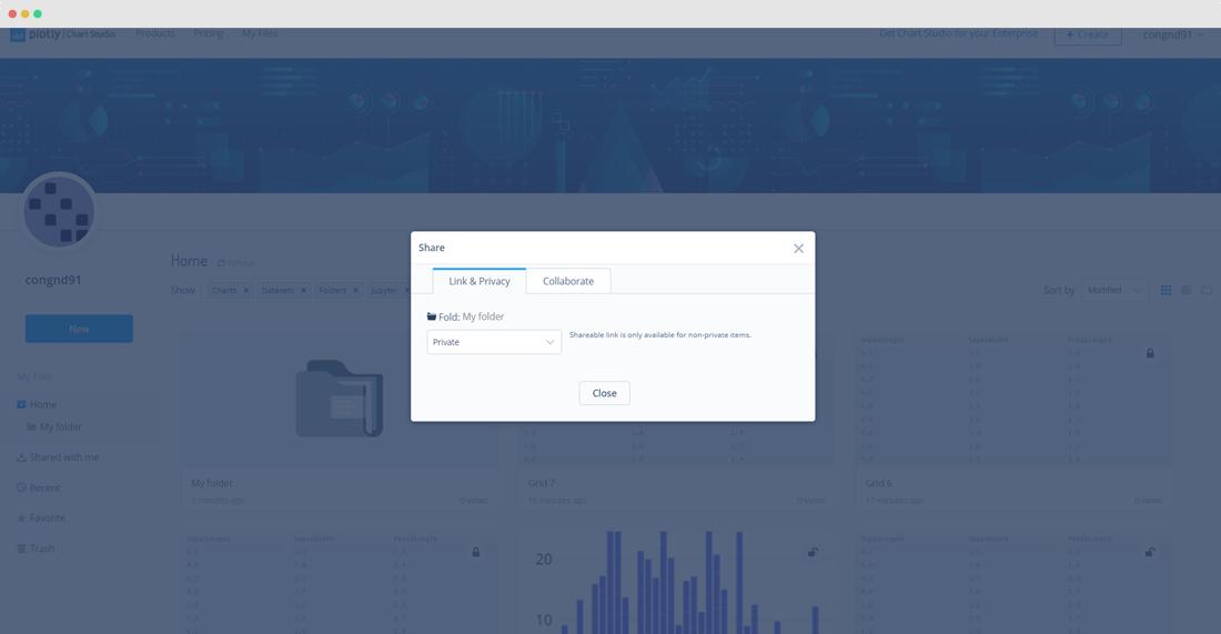 Folder Collaboration