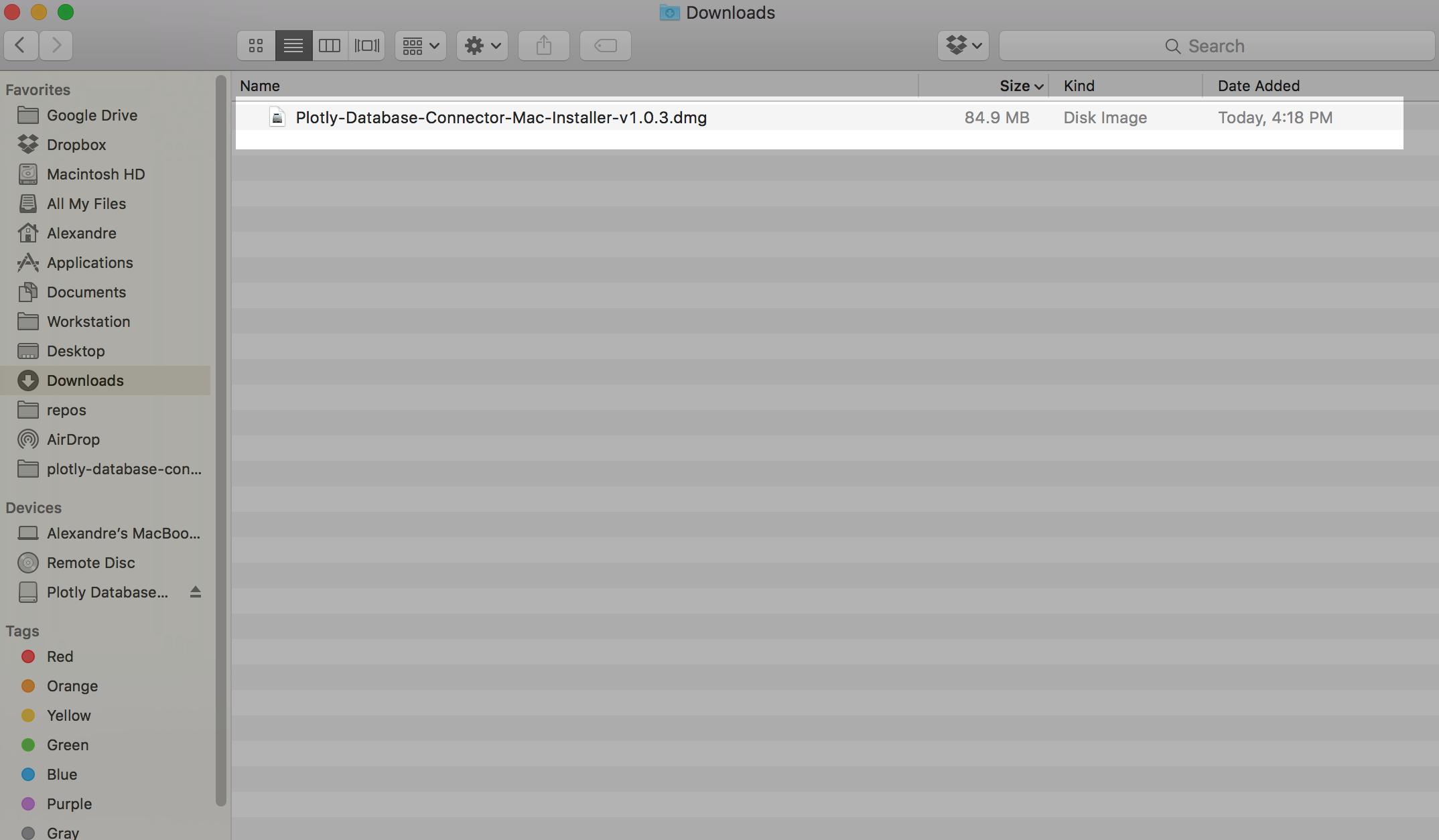 downloading Mac